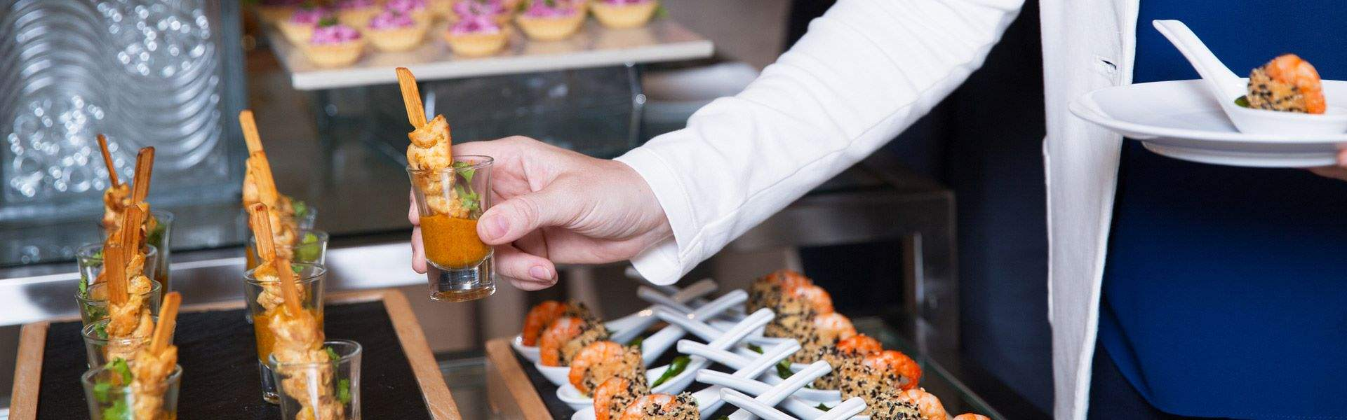 Onsite Catering Services in Lynchburg, VA